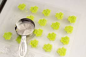 where to find sugar cubes how to make shamrock sugar cubes the bearfoot baker