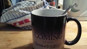 game of thrones colour changing mug youtube