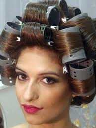 wetset hair styles pin by zsófia pink on hair rollers and curlers pinterest wavy