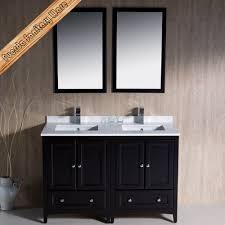 Bathroom Vanity 48 by 48 Inch Double Sink Bathroom Vanities 48 Inch Full Extension Free