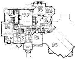 tudor mansion floor plans house plan 99462 at familyhomeplans com