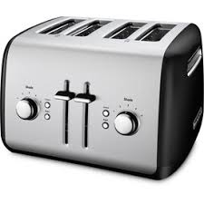 Calphalon 4 Slot Stainless Steel Toaster Shop Toasters U0026 Toaster Ovens At Lowes Com