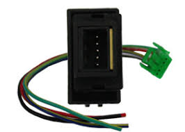 mitsubishi push switch