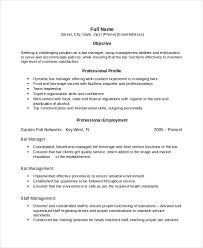 sle resume for bartender position available immediately through iquote bartender resume template 6 free word pdf document downloads
