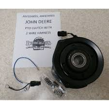 john deere clutch 316 317 318 322 330 332 am104895