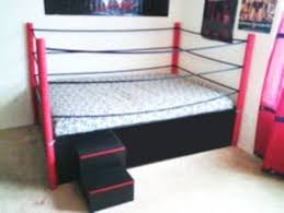 backyard wrestling ring for sale cheap wrestling ring bed cool rooms pinterest room bedrooms and