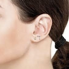 6mm stud earrings 9ct gold 6mm stud earrings earrings jewellery goldsmiths