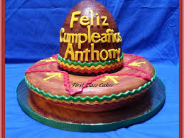 mexican sombrero hat cake cakecentral com