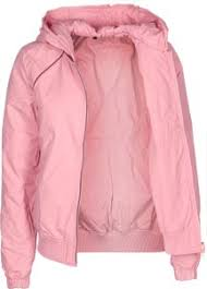 Bench Windbreaker Bench Catch W Jacket Pink