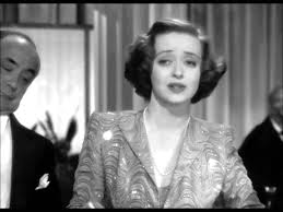 Betty Davis Daughter by Bette Davis Singing They U0027re Either Too Young Or Too Old 1943