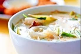 cuisine thailandaise recette recette en vidéo la soupe thaï