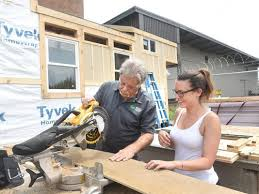 build a home tiny house big dreams building a home from scratch