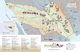 Sonoma Winery Map Adobe Road Winery