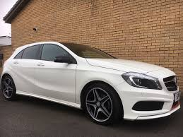 the mercedes a class mercedes a class 180 amg mint condition service history one