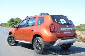 renault orange 2016 renault duster automatic review