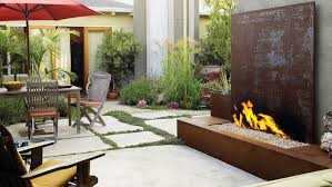 Landscaping Ideas For The Backyard Landscaping Ideas With Stone Sunset
