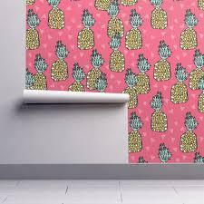 pineapple sweet tropical exotic hawaii summer pink tropical