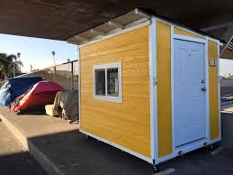 l a orders removal tiny houses built for homeless people com