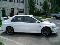 mitsubishi evo white 2001 mitsubishi lancer evolution 7 jdm gtr forums nissan