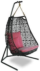 Swing Chair Patio Hanging Swing Chair Patio Rattan Swing Chair By Urquiola