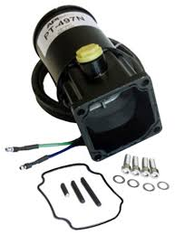 mercury and u s mariner power trim motors and assemblies