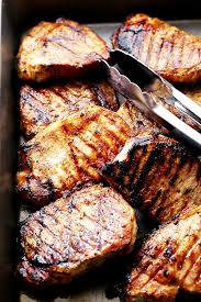 12 best grilled pork chop recipes how to grill pork chops delish com