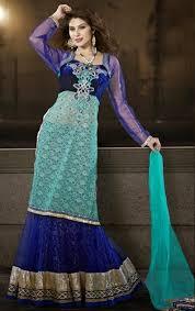 amazing punjabi style lacha kurta attires for young girls trendy