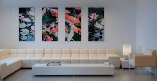 tasteful contemporary wall art ideas to give a lively spirit to