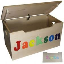 personalized box personalized box chest foter