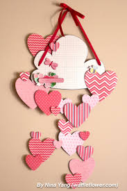 Ideas For Homemade Valentine Decorations by Hearts Wall Decoration Baby Shower Pinterest Diy Valentine