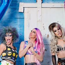 Girls With Beef Curtains The Aaa Girls U2013 Tuck Tape Lyrics Genius Lyrics