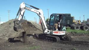 good times equipment bobcat 435 mini excavator youtube