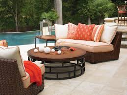 Curved Patio Furniture Set - sofas center 44 unforgettable curved outdoor sofa image
