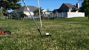 make your own backyard golf course 9 hole chipping course youtube