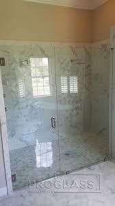 shower door u2013 inline u2013 pro glass