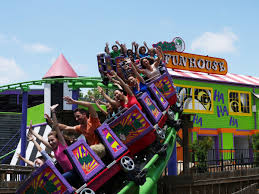 Six Flags October October 2016 Around Town U2013 South Fulton Lifestyle Magazine