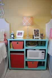 17 Best Ideas About Bedside Table Decor On Pinterest by Mini Refrigerator Under Cabinet Best Home Furniture Decoration