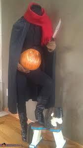 headless horseman costume headless rockin horseman costume