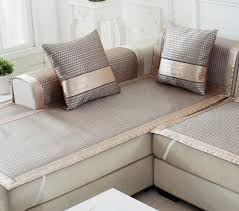 Slipcovers For Sectional Sofas by L Shape Couch Lshape Knight Sofa In De Le Cuona Flint Earth