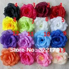 bulk roses silk flowers wholesale silk roses 100 heads artificial flower