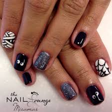 halloween gel nail art nail art pinterest gel nail art nail
