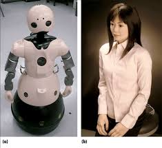 human android human inspired robots