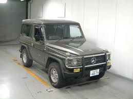 mercedes g class sale used mercedes g class for sale at pokal japanese used