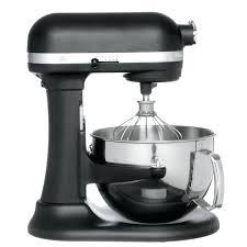 kitchenaid black tie mixer imperial black 6 quart pro series stand black tie kitchenaid mixer