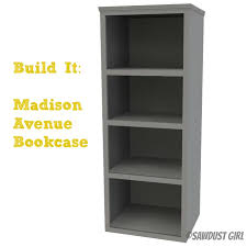 Furniture Plans Bookcase Free by How To Build A Tall Bookshelf Sawdust