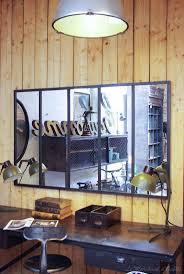 deco industrielle atelier les 25 meilleures idées de la catégorie miroir industriel sur