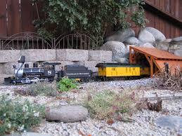 home water u0026 rails pond u0026 garden railroad tour reno