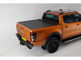 Ford Ranger Truck Bed Cover - ford ranger mk5 double cab roll u0026 lock retractable tonneau cover