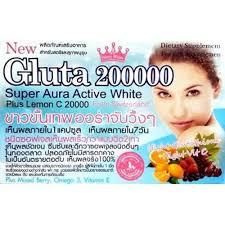 Gluta Skin Care 3x gluta 200000 mg softgel l glutathione whitening vit c mix at rs