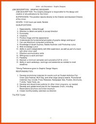 sle designer resume graphic designer description resume sle on here but artist